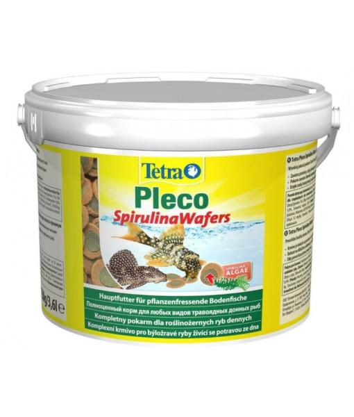Корм для рыб TetraPleco Spirulina Wafers таблетки (1 грамм)